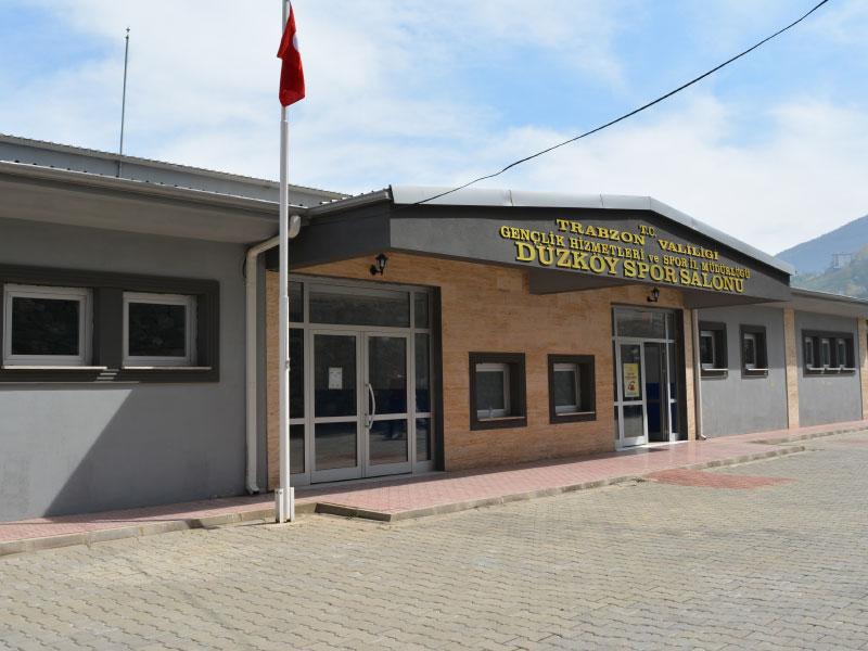 Düzköy Spor Salonu