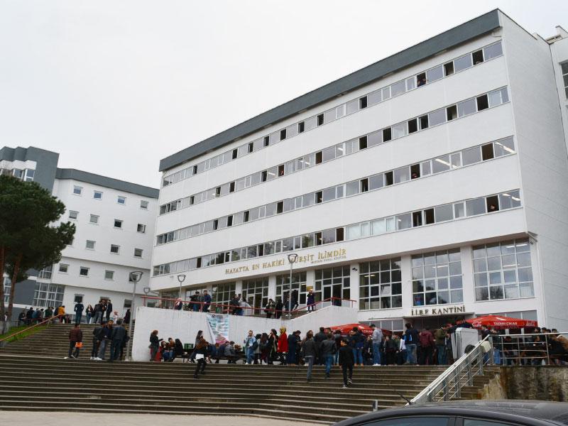KTÜ İktisadi İdari Bilimler Fakültesi