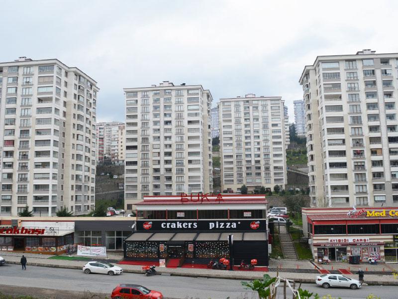 Trabzon Boztepe Ay Işığı Sitesi