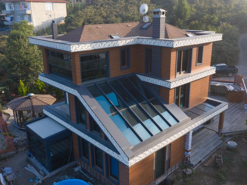 Trabzon Villa Projesi